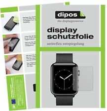6x Apple Watch Series 3 42mm Film de protection d'écran protecteur antireflet