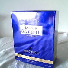 Boucheron Jaipur Saphir edt 100 ml vintage