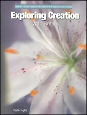 APOLOGIA EXPLORING CREATION WITH BOTANY K-6 SCIENCE NEW