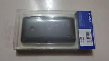 Ufficiale Originale Nokia Lumia 530 GRIGIO SCURO FLIP SHELL cc-3087 SIGILLATO