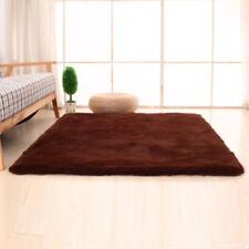 Neu Flauschige Teppiche Antirutsch Bereich Teppich Esszimmer Teppich  Bodenmatte