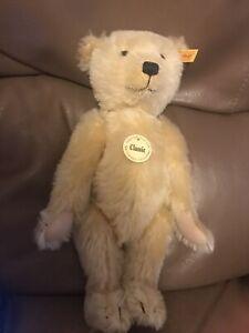 Steiger Classic Mohair Bear 004629