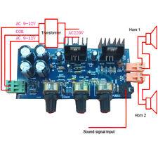 2x18W TDA2030A  DIY Kit 2.0 Double Track Audio Power Amplifier Module Board