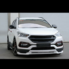 Radiator Grill Front Hood Painted For Hyundai Santa fe Sports 2016~2017
