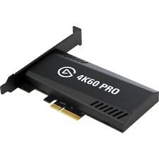 Elgato Game Capture 4K60 Pro MK.2 Recorder Card PCI-Express x4 HDMI PLUG & PLAY