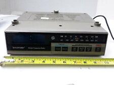 Vintage GE General Elettrico Spacemaker Am / Radio Fm 7-4225A LED Clock Display