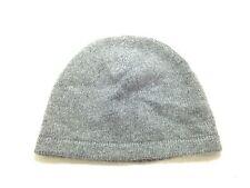 $40 CLUB ROOM MENS GRAY BEANIE CASUAL HAT WINTER SKULL CAP 100% ACRYLIC