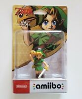 The Legend of Zelda - Link Majora's Mask Amiibo Nintendo Switch 3DS Wii