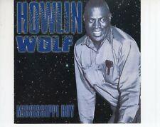 CD HOWLIN WOLFmississippi boyEX+  (A4018)