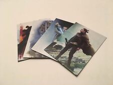 Topps Star Wars 2017 Journey To The Last Jedi Continuity Complete 5 Card Set Rey