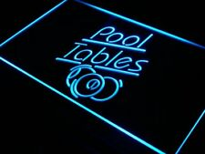 "16""x12"" i318-b Pool Tables Wall Decor LED Neon Snooker Billiards Light Sign"