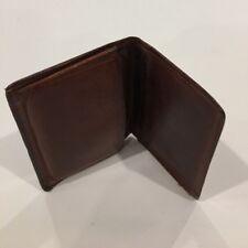 Coach Wallet Card Case, Vintage British Tan