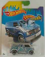 2015 Hot Wheels ~ '77 Dodge Custom Van ~ Color Shifter ~ Treasure Hunt