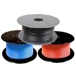 Automotive Single Core 4.0mm2 Thinwall Auto Cable 39 Amp 12v 24v Thin Wall