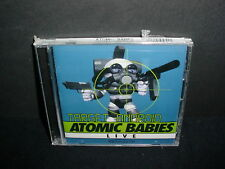 Atomic Babies Live Target Android Music CD New