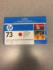 HP 73 Ink Cartridge Chromatic Red For Z3200 CD951A.