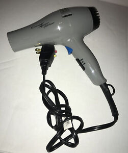 Ceramix Xtreme Hair Dryer Professional Ceramic Blower Salon Styling Durable Grey