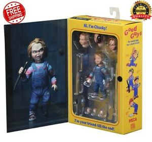 """4"""" Ultimate Chucky Doll Child's Play Guys Action Figure PVC Collectible Toy 10cm"""