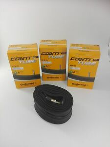 3 x Continental Schlauch MTB, 29 Zoll, Sparpackung, AV (Autoventil)
