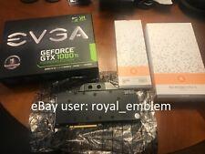 EVGA GeForce GTX 1080 Ti 11GB (11GP46390KR) EK Watercooled Graphics Card Bundle