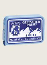 Gletscher Prise 10g, Snuff von Pöschl,Schnupftabak