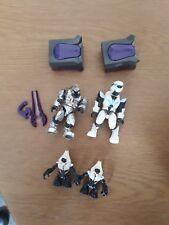 Mega Bloks 96941 Halo Pacto Phantom figuras (incluso árbitro)