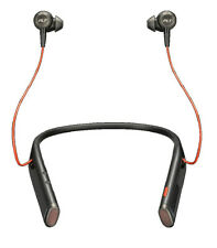 Plantronics Voyager 6200 Uc Binaural Neckband Headset w/ Case 208748-101 - New