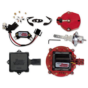 Pertronix Performance D8001 HEI Distributor Upgrade Kit Flamethrower TuneUp Kit