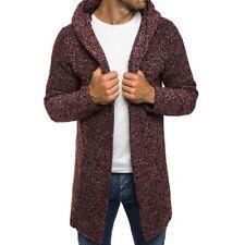 Lange unifarbene Herren-Pullover & -Strickware in Größe XL