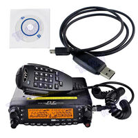 Fast Shipping TYT TH-7800 VHF UHF Dual Band Full Duplex Mobile FM Transceiver