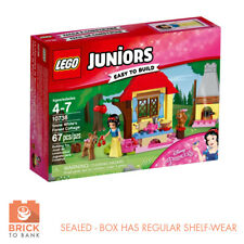 LEGO 10738 - Juniors Snow White's Forest Cottage - Brand New Sealed - Disney
