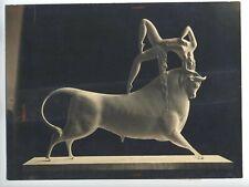 1933 ORIGINAL ARTIST BORIS LOVET-LORSKI VINTAGE PHOTO CRETAN DANCER