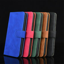 For iPhone 11 Pro 12 Pro Cases Magnetic Leather Wallet Holder Flip Stand Covers