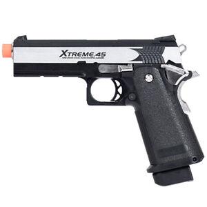Tokyo Marui Xtreme 45 Hi-Capa 4.3 Full Auto GBB Airsoft Pistol TM-XTREMEHICAPA