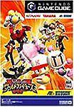 Dream Mix TV World Fighters Hudson GameCube Japan Game GG DOL-P-GKWJ-1 USED