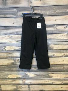 Teen Obermeyer Boys Keystone Ski/Snowboard Pant color Black size Large Eased