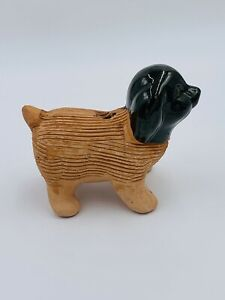 Vintage Chia Pet Dog Rare Htf Puppy  Joseph  Enterprises  INC Made In Mexico
