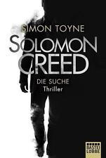 Toyne, Simon - Solomon Creed - Die Suche: Thriller (Creed-Reihe, Band 1) /2