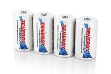 Rechargeable Batteries 10000mA High Capacity D Size 4 pcs