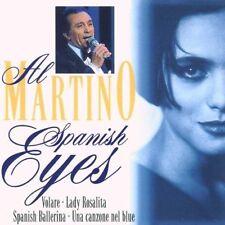 Al Martino Spanish eyes (compilation, 14 tracks, 1995; 12 Bohlen songs) [CD]