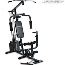 Multi Gym Workout Station Home Fitness Training Equipment Exercise Bench Arm Leg