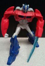 2013 McDonald's Happy Meal- Transformers Prime: Optimus Prime (#1)