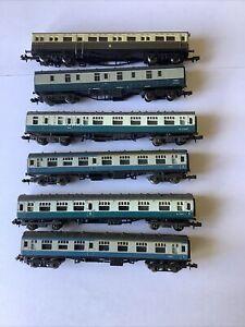 6 x n gauge coaches