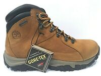 Timberland Thorton Mid Mens Hiking Boots Gore-Tex Membrane Wheat Black  5753A