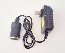 AC 110V 240V To Car 12V Power Adapter Garmin Nuvi Montana 600 650 650t 695 GPS