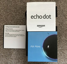 New Unboxed Amazon Echo Dot (2nd Generation) Smart Assistant - White