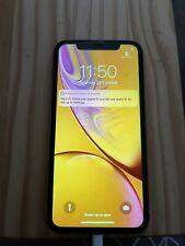 Apple iPhone XR - 128GB - Yellow (O2)