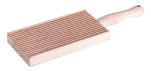 Avanti Wooden Gnocchi Board 12.5 x 6.5cm