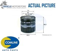 NEW COMLINE ENGINE OIL FILTER GENUINE OE QUALITY EOF046