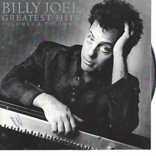 DOUBLE / 2 CD album BILLY JOEL GREATEST HITS PIANO MAN HONESTY UPTOWN GIRL